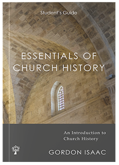 Essentials of Church History - Student's Guide