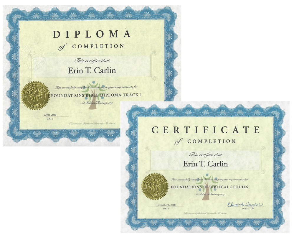 Earn a Certificate of Completion