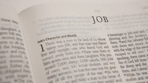 The Book of Job, Dr. Duane Garrett